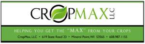 13.1 - cropmax