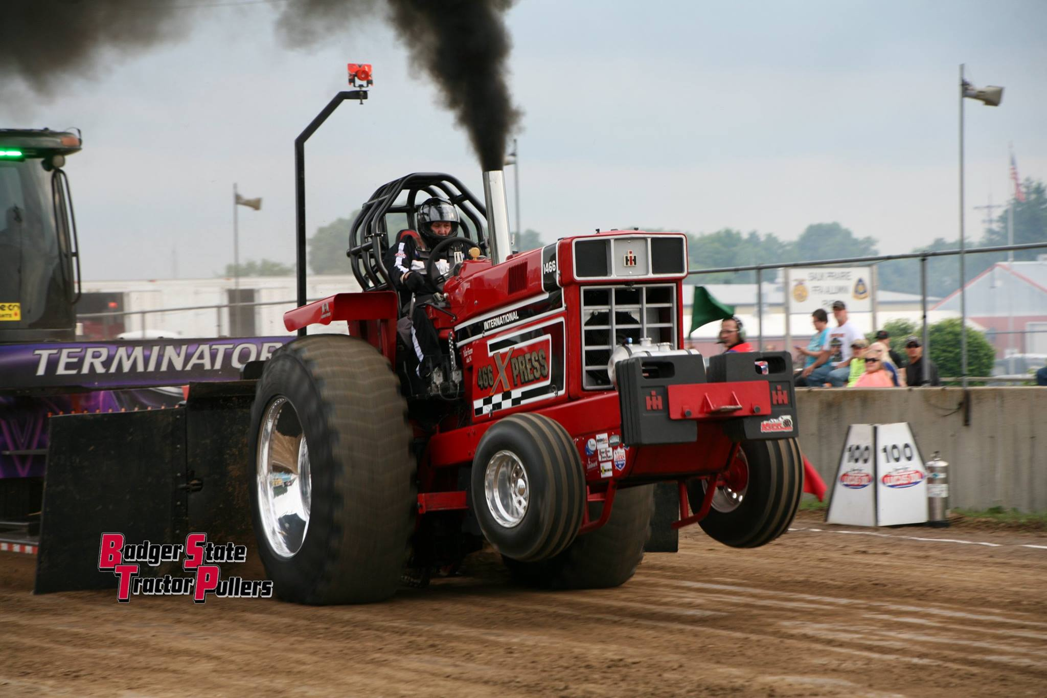 Pulling Tractor Chassis Sale