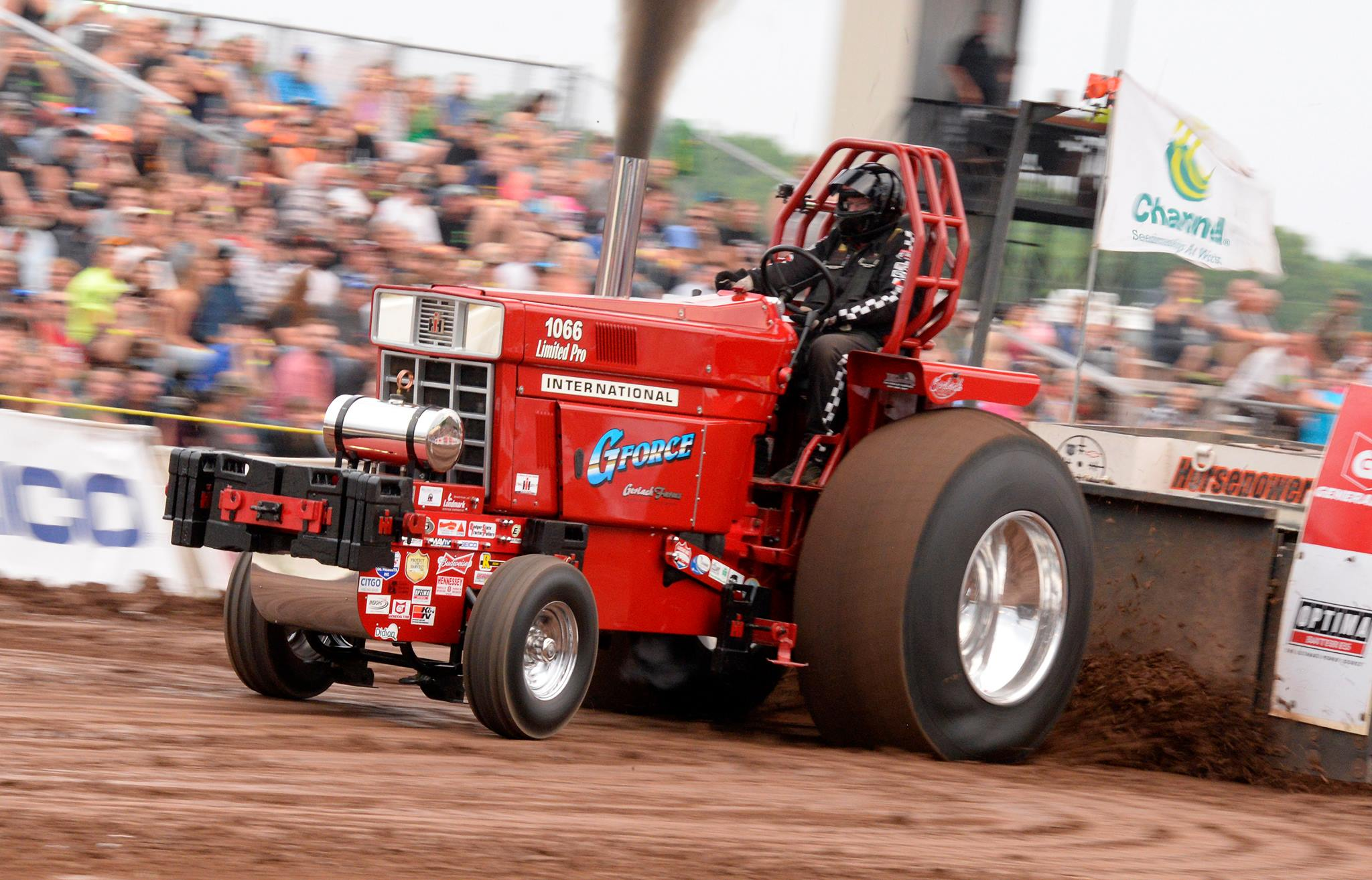 Limited Pro Tractors